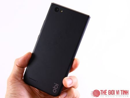 Can canh smartphone Obi Worldphone MV1 sap len ke tai Viet Nam - Anh 3