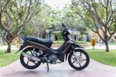 Trai nghiem nhanh Honda Blade 110 2016: xe gia re, thiet ke tot, chay em - Anh 10