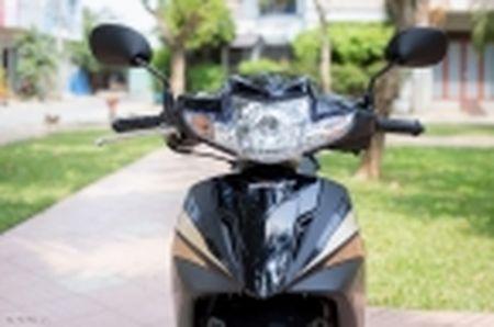 Trai nghiem nhanh Honda Blade 110 2016: xe gia re, thiet ke tot, chay em - Anh 14