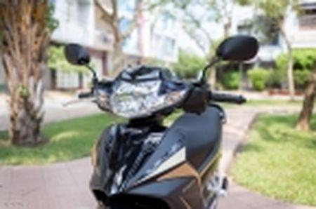 Trai nghiem nhanh Honda Blade 110 2016: xe gia re, thiet ke tot, chay em - Anh 15