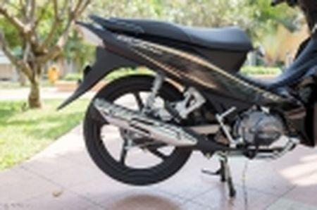 Trai nghiem nhanh Honda Blade 110 2016: xe gia re, thiet ke tot, chay em - Anh 18