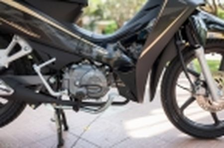 Trai nghiem nhanh Honda Blade 110 2016: xe gia re, thiet ke tot, chay em - Anh 19