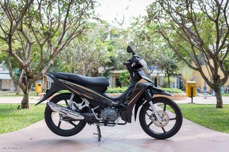 Trai nghiem nhanh Honda Blade 110 2016: xe gia re, thiet ke tot, chay em - Anh 1