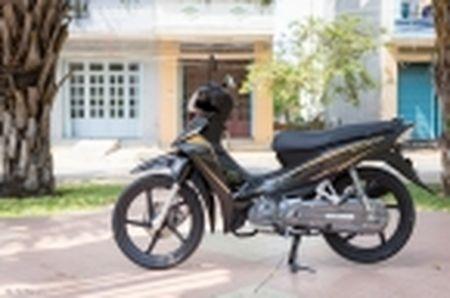 Trai nghiem nhanh Honda Blade 110 2016: xe gia re, thiet ke tot, chay em - Anh 22