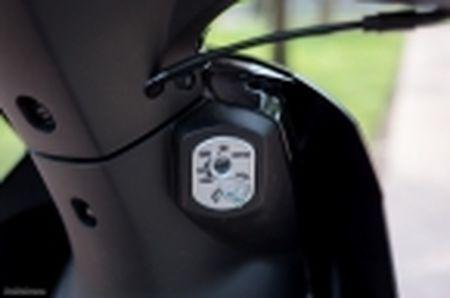 Trai nghiem nhanh Honda Blade 110 2016: xe gia re, thiet ke tot, chay em - Anh 29