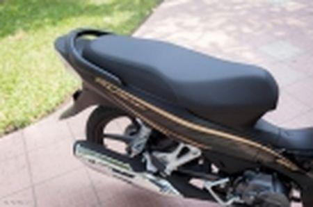 Trai nghiem nhanh Honda Blade 110 2016: xe gia re, thiet ke tot, chay em - Anh 32