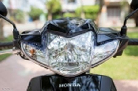Trai nghiem nhanh Honda Blade 110 2016: xe gia re, thiet ke tot, chay em - Anh 35