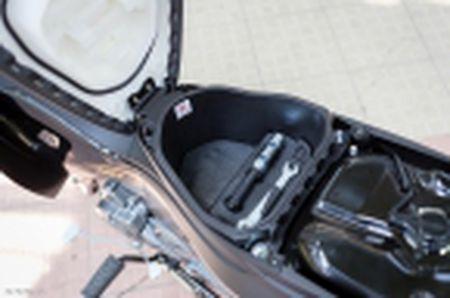Trai nghiem nhanh Honda Blade 110 2016: xe gia re, thiet ke tot, chay em - Anh 39