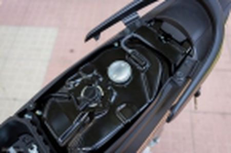 Trai nghiem nhanh Honda Blade 110 2016: xe gia re, thiet ke tot, chay em - Anh 40