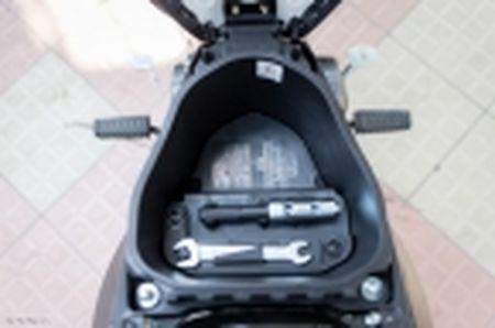 Trai nghiem nhanh Honda Blade 110 2016: xe gia re, thiet ke tot, chay em - Anh 41
