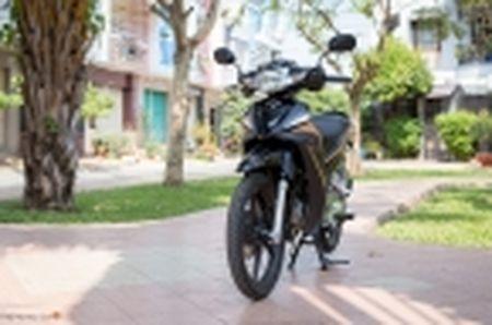 Trai nghiem nhanh Honda Blade 110 2016: xe gia re, thiet ke tot, chay em - Anh 44
