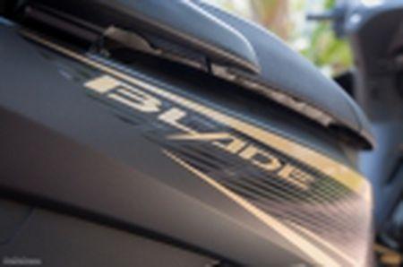 Trai nghiem nhanh Honda Blade 110 2016: xe gia re, thiet ke tot, chay em - Anh 46
