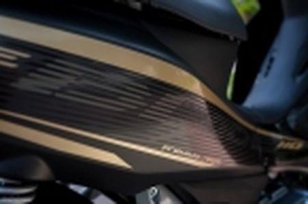 Trai nghiem nhanh Honda Blade 110 2016: xe gia re, thiet ke tot, chay em - Anh 47