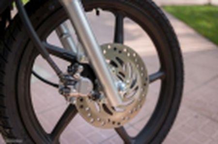Trai nghiem nhanh Honda Blade 110 2016: xe gia re, thiet ke tot, chay em - Anh 48