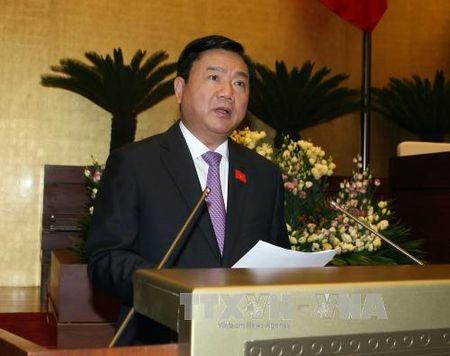 Yeu cau cach chuc Tong Giam doc Cong ty van tai duong sat Ha Noi - Anh 1