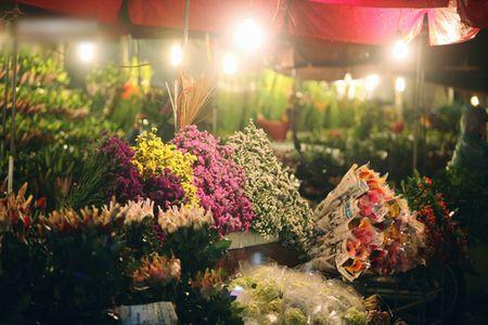 6 cho hoa Tet noi tieng cua Ha Noi - Anh 3