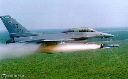 My bat dau thu nghiem radar moi cho tiem kich F-16 nang cap - Anh 5