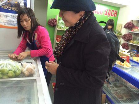 Rau sach: Cang can Tet, cang chay hang - Anh 1