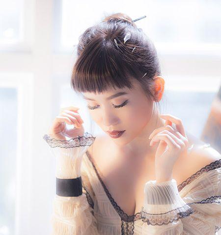 """Si Thanh """"dep nhu tranh"""" truoc them nam moi - Anh 5"""
