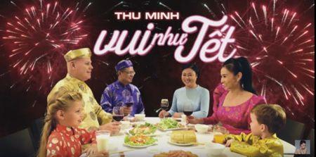 Sao Viet dong loat tung MV don Tet - Anh 1