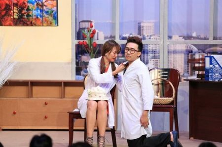Tran Thanh khang dinh yeu Hari Won - Anh 1