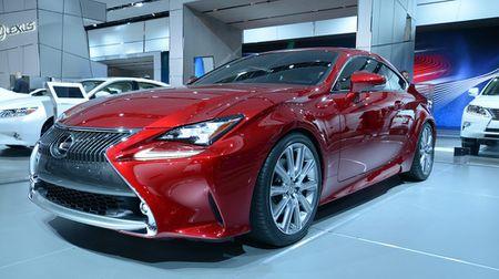 Lexus thang dam trong nam 2015 - Anh 1