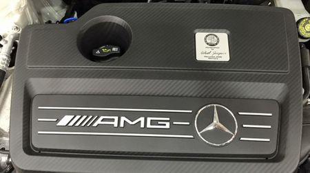 Mercedes-Benz A45 AMG 2016 dau tien ve Viet Nam - Anh 7