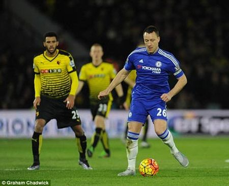 """Chi tiet Watford - Chelsea: """"The Blues"""" be tac (KT) - Anh 3"""