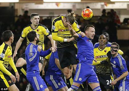"""Chi tiet Watford - Chelsea: """"The Blues"""" be tac (KT) - Anh 4"""