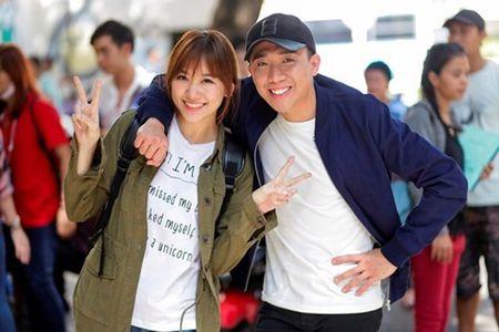Hanh trinh tu dong nghiep den scandal tinh ai giua Tran Thanh va Hari Won - Anh 2
