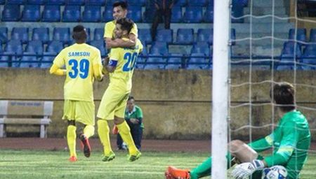 Di tiep o AFC Champions League, Ha Noi T&T don Tet tren xu nguoi - Anh 1