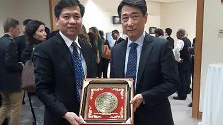 Viet Nam lan dau tham du Dien dan thanh nien ECOSOC - Anh 2