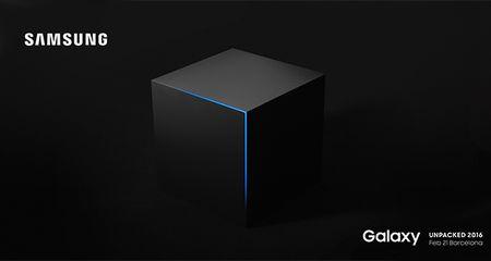 Samsung gui thu moi su kien ra mat Galaxy S7? - Anh 1