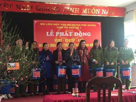 CAH Phu Xuyen chung tay vi moi truong an toan, xanh sach dep - Anh 2