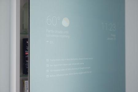 """Nhan vien Google tao ra """"guong than"""" chay Android - Anh 2"""