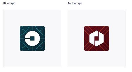 Uber thay logo moi, nguoi dung che xau - Anh 3