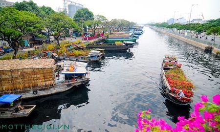 Tet Sai Gon xua 'song' lai tren ben Binh Dong - Anh 1