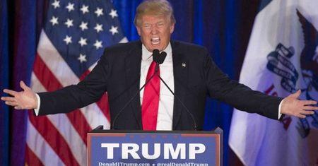 Bau cu My: Donald Trump khong phai la bat kha chien bai - Anh 1