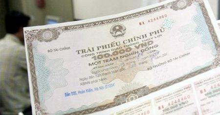 Huy dong hon 24,4 nghin ty dong qua dau thau trai phieu chinh phu thang 1 - Anh 1