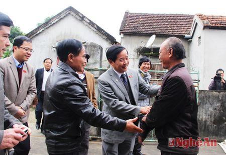 Uy ban Doi ngoai Quoc hoi tang qua Tet tai Tan Ky, Thanh Chuong - Anh 5