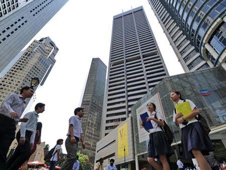 Singapore la nen kinh te tu do thu hai the gioi - Anh 1