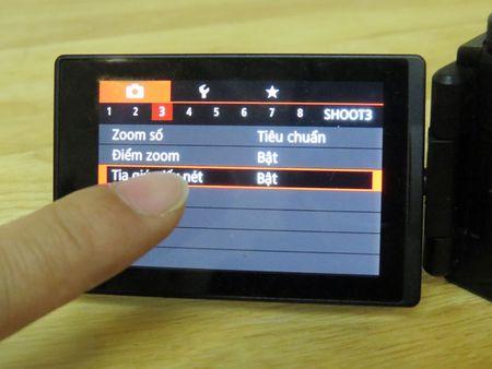 PowerShot G5 X: may anh chup selfie, tu dang Facebook nhu smartphone - Anh 4