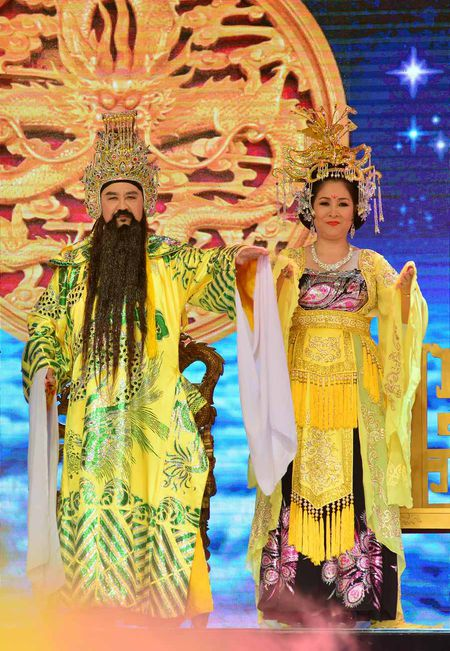 Hong Van tai hop Bao Quoc trong Tao quan - Anh 1