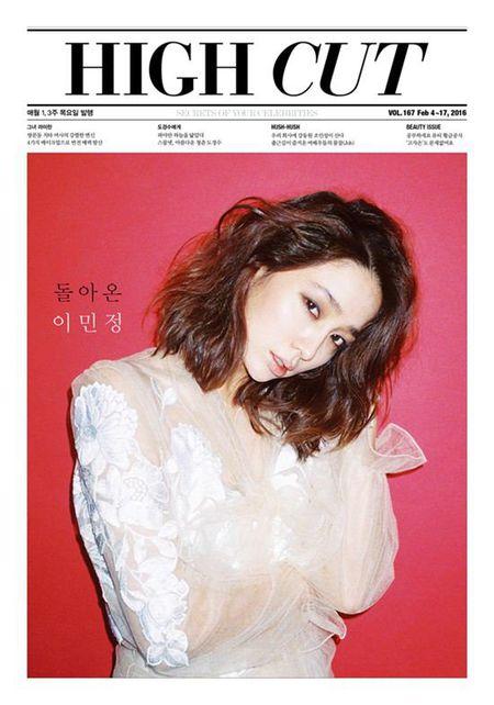 Vo Lee Byung Hun khoe nhan sac gai mot con - Anh 1
