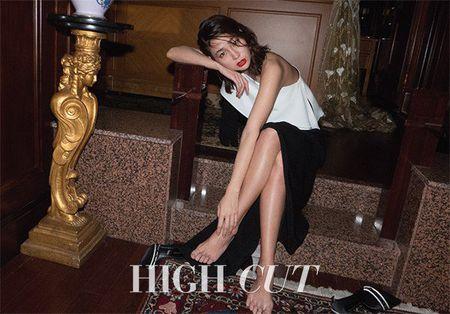 Vo Lee Byung Hun khoe nhan sac gai mot con - Anh 2