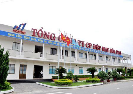 Tong Cong ty CP Det May Hoa Tho vao top VNR500 - Anh 3