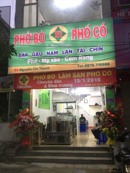 Tinh tuy pho Lam San Ha Noi - Anh 2