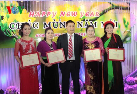 Hinh anh: Tet cong dong cua nguoi Viet tai Hongkong-Macau - Anh 15
