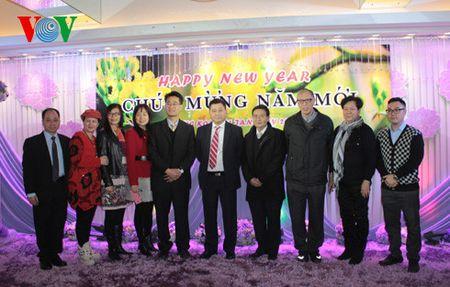 Hinh anh: Tet cong dong cua nguoi Viet tai Hongkong-Macau - Anh 1