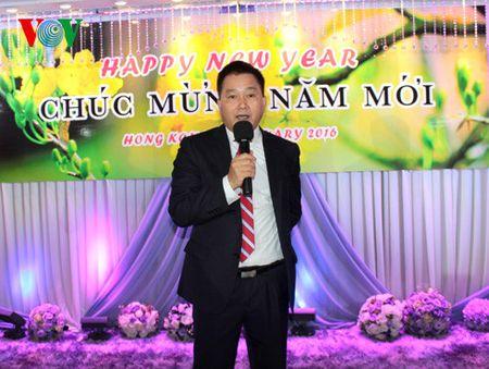 Hinh anh: Tet cong dong cua nguoi Viet tai Hongkong-Macau - Anh 3